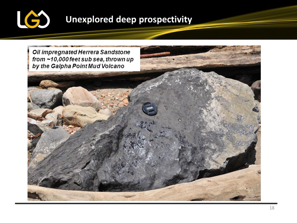 Unexplored deep prospectivity