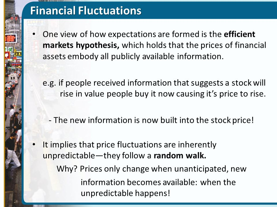 Financial Fluctuations