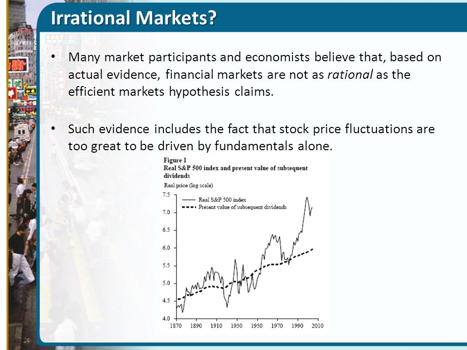 Irrational Markets