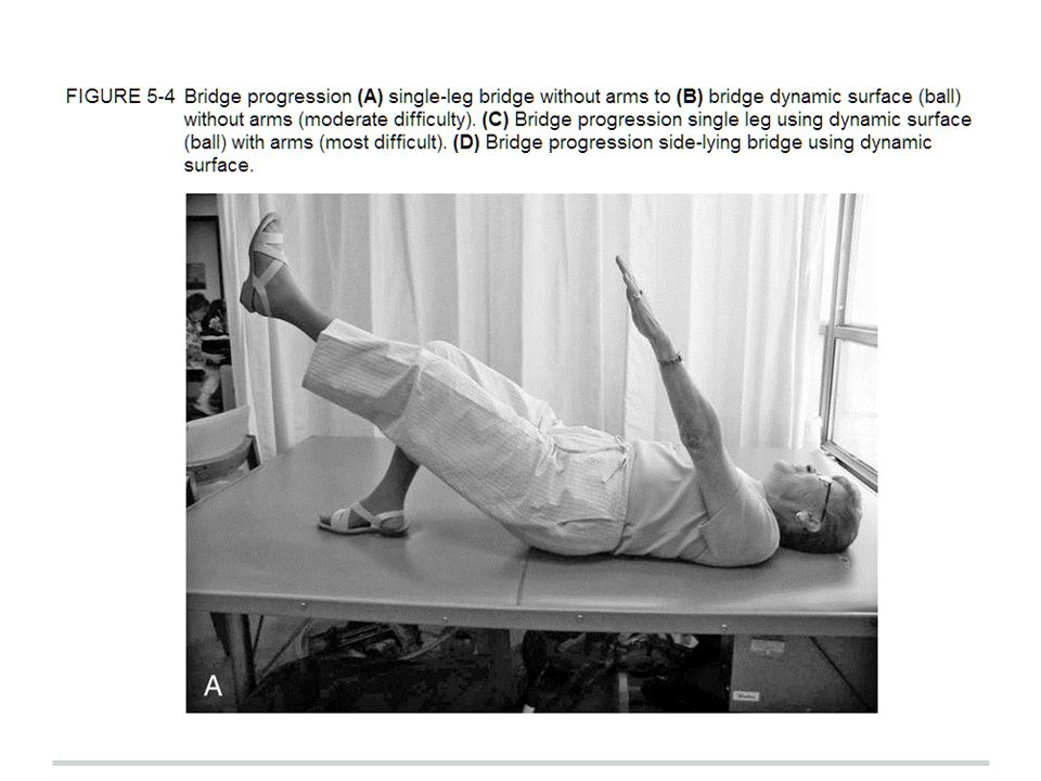 FIGURE 5-5 Modified side plank
