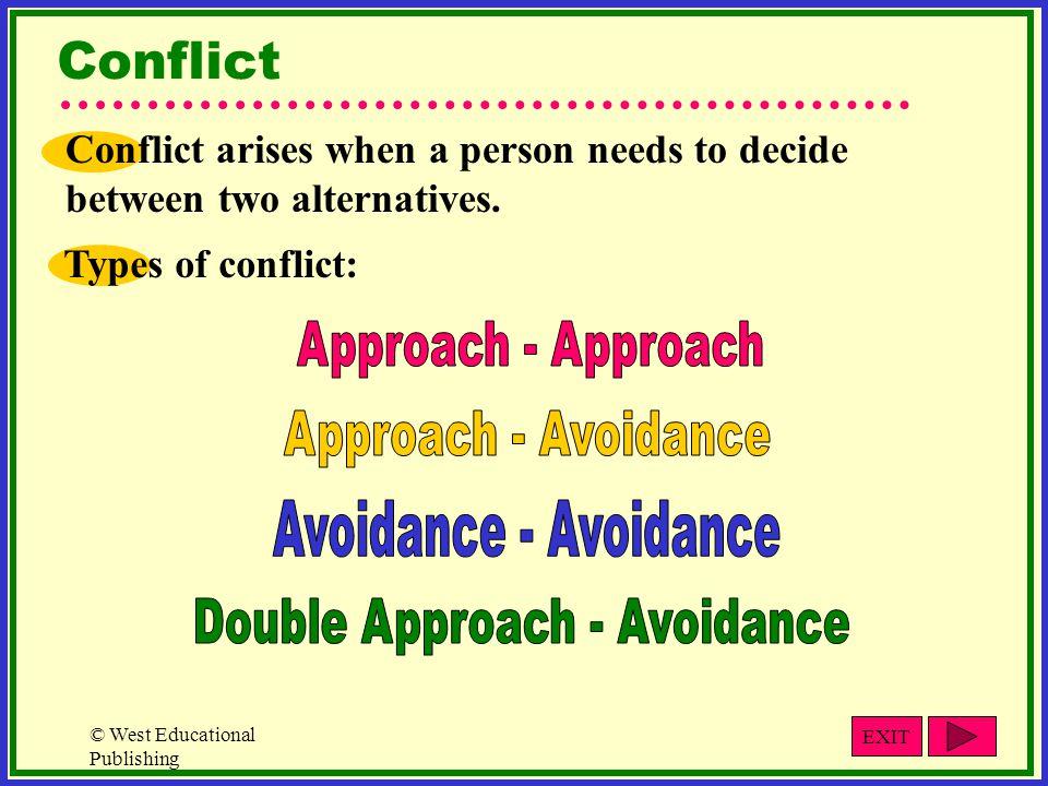 Double Approach - Avoidance