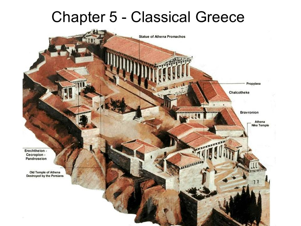 Chapter 5 - Classical Greece