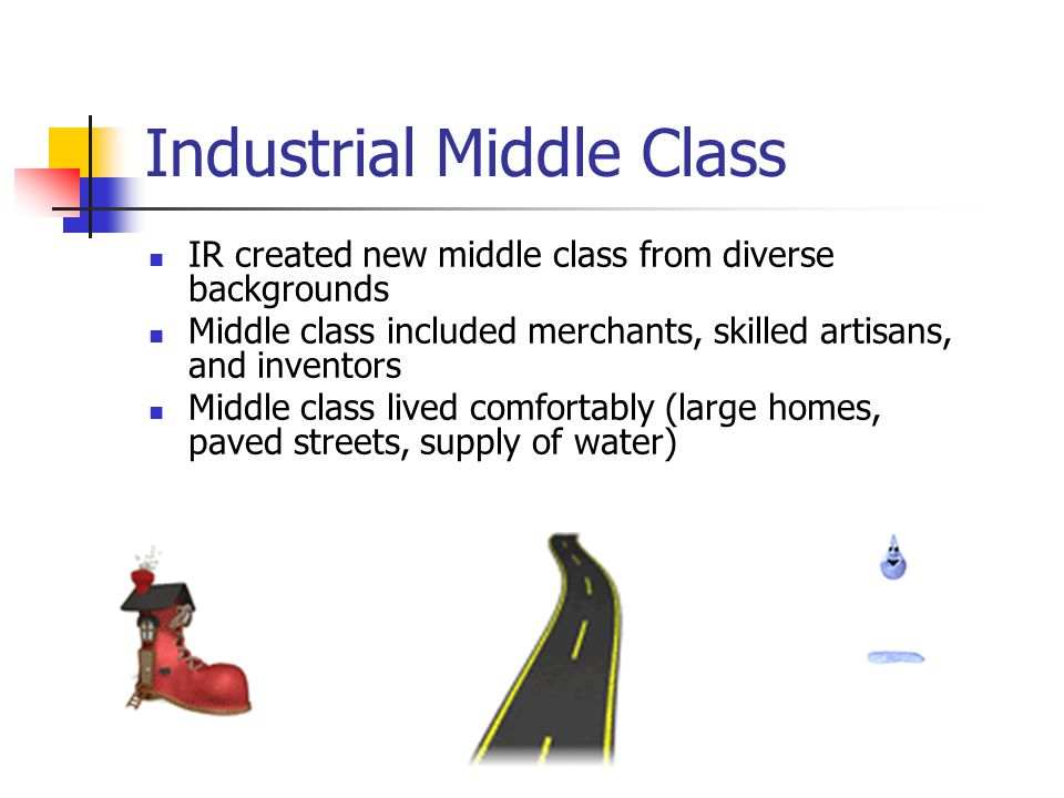 Industrial Middle Class