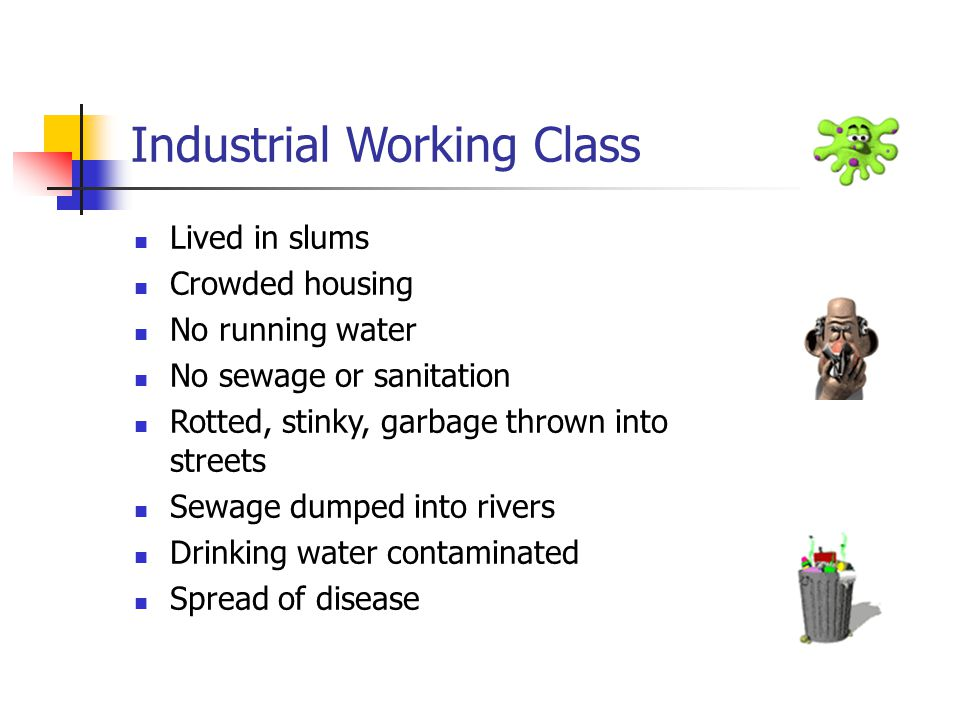 Industrial Working Class