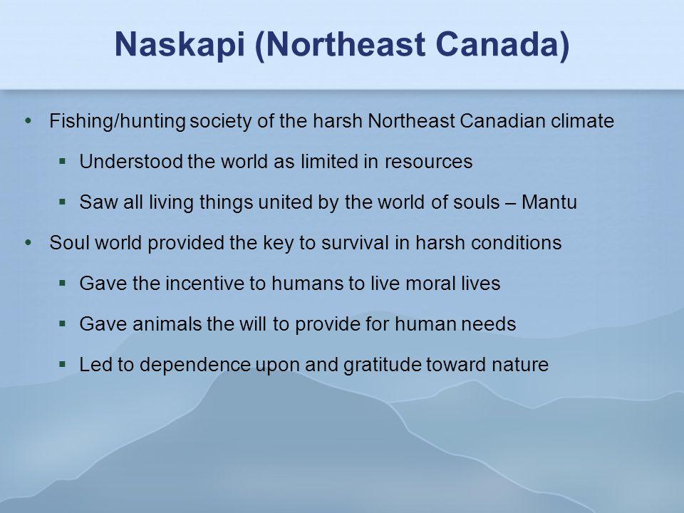 Naskapi (Northeast Canada)