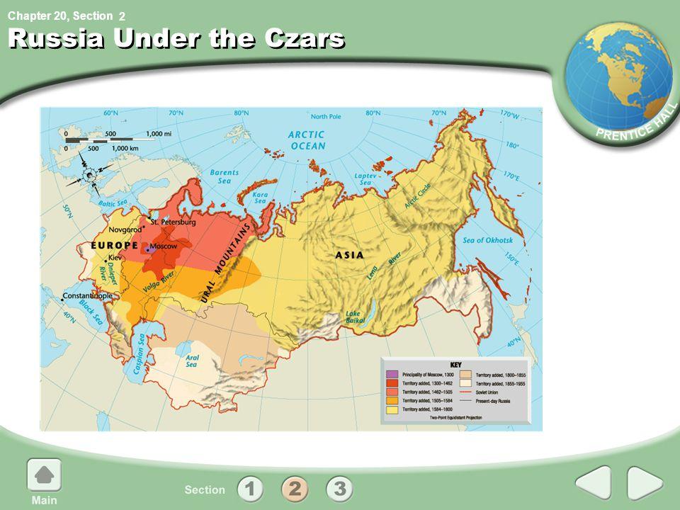 2 Russia Under the Czars