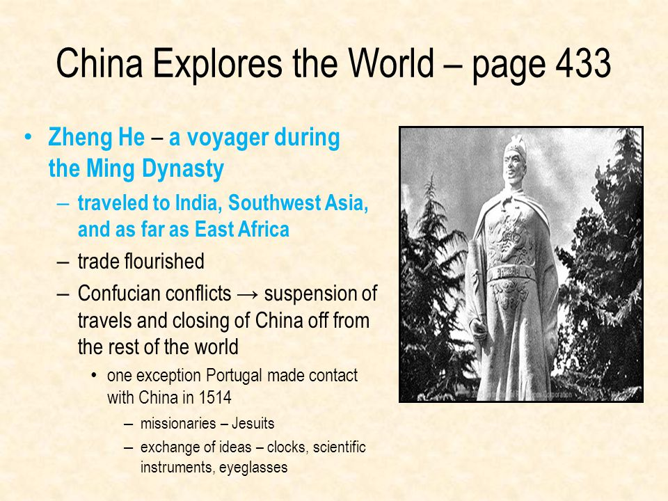 China Explores the World – page 433