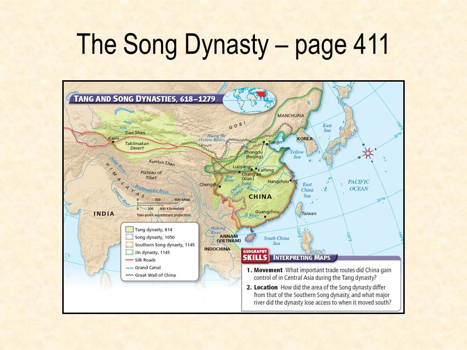 The Song Dynasty – page 411