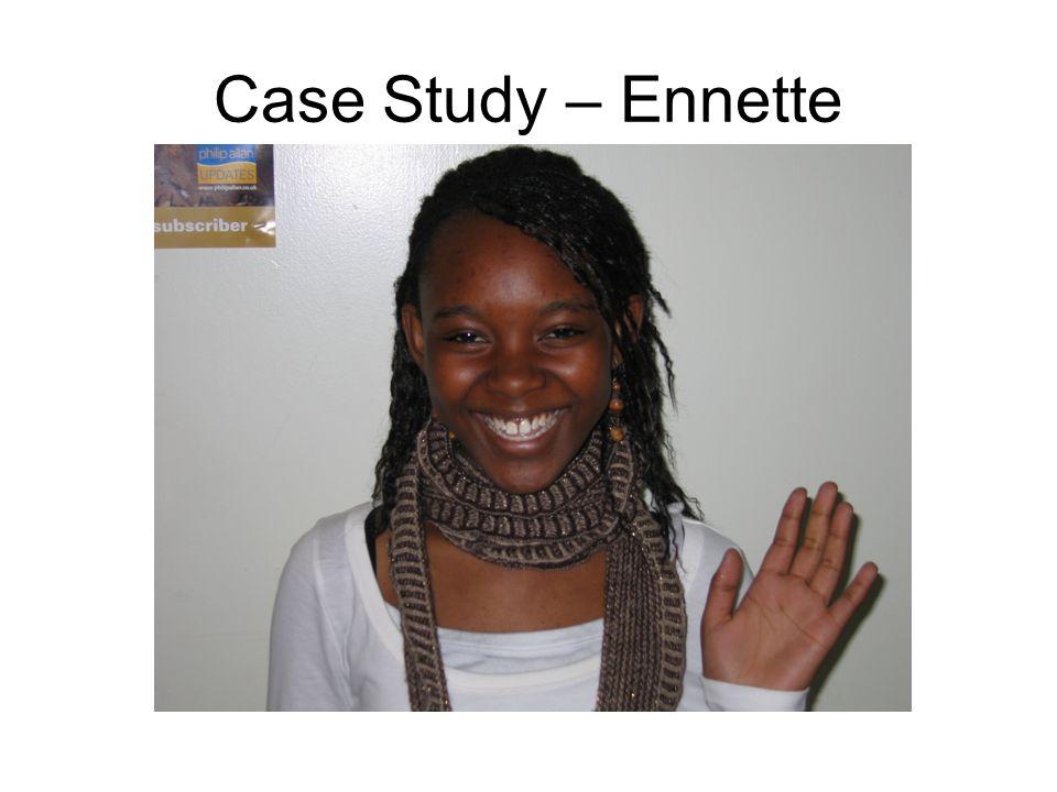 Case Study – Ennette