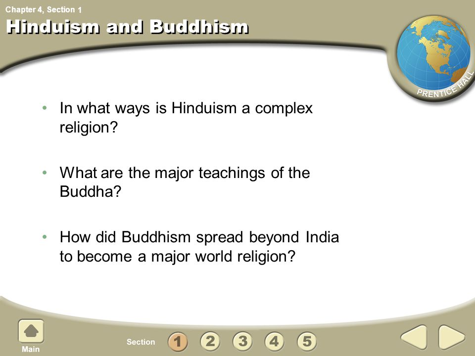 Hinduism and Buddhism In what ways is Hinduism a complex religion