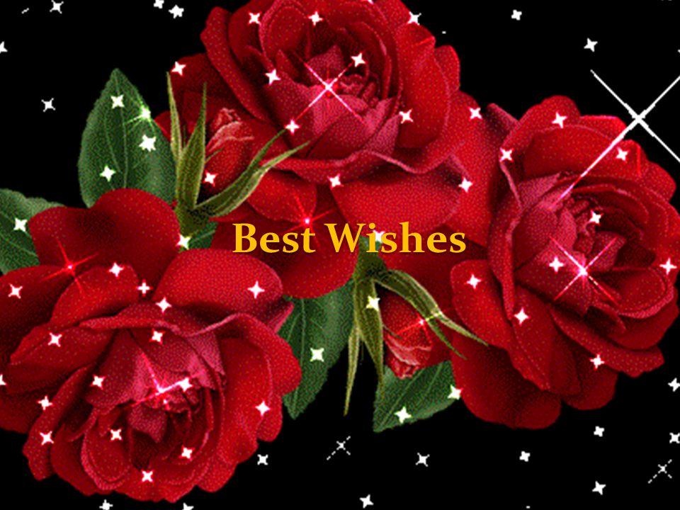 Best Wishes Best Wishes