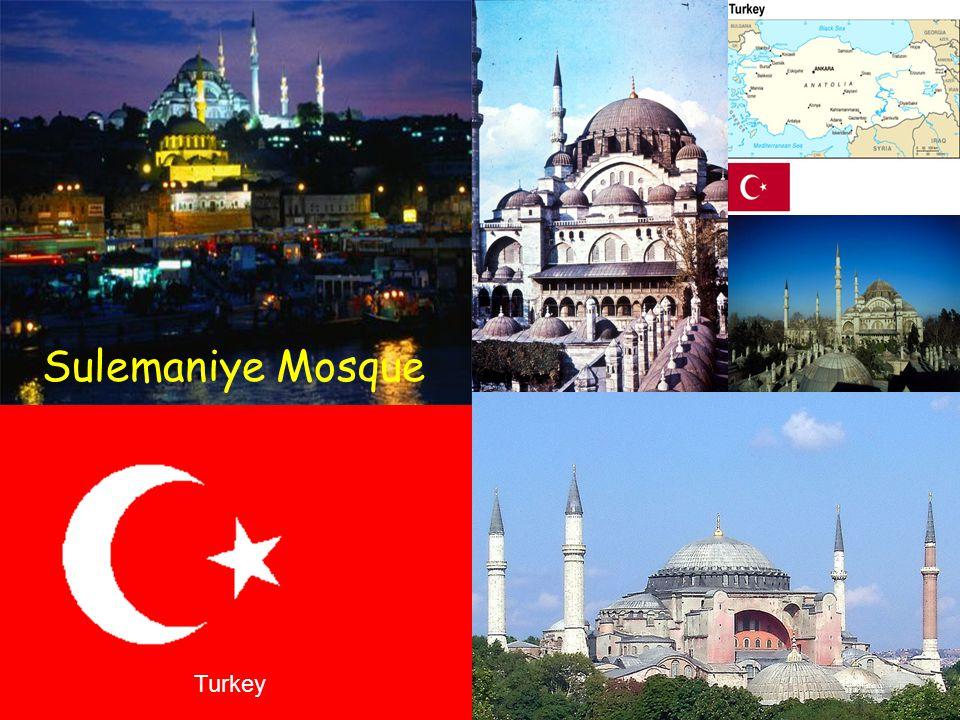Sulemaniye Mosque Turkey