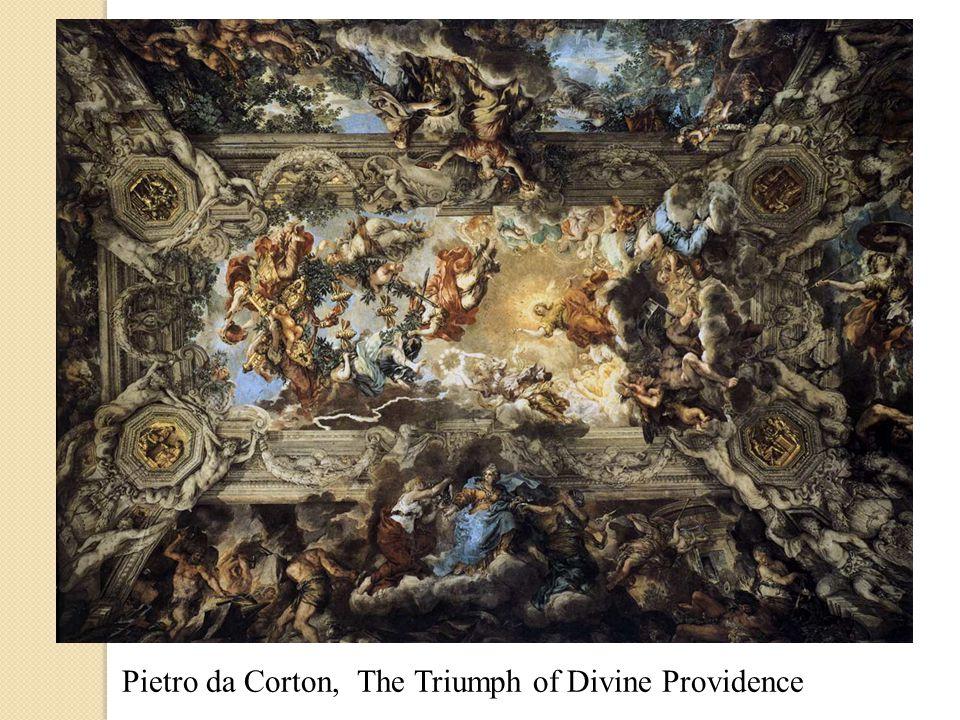 Pietro da Corton, The Triumph of Divine Providence