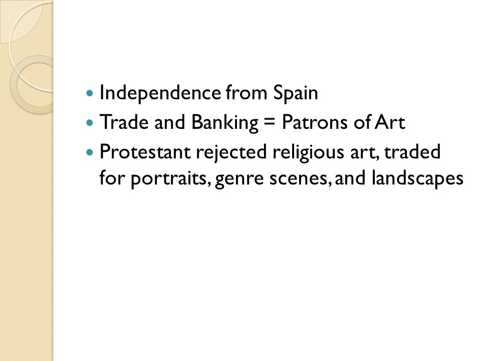 Independence from Spain