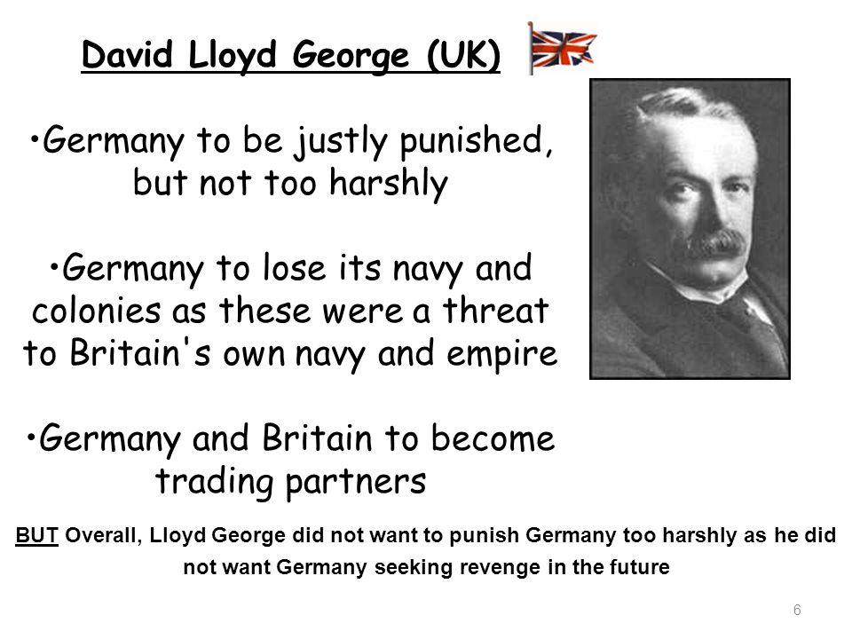 David Lloyd George (UK)