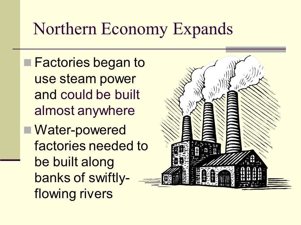 Northern Economy Expands