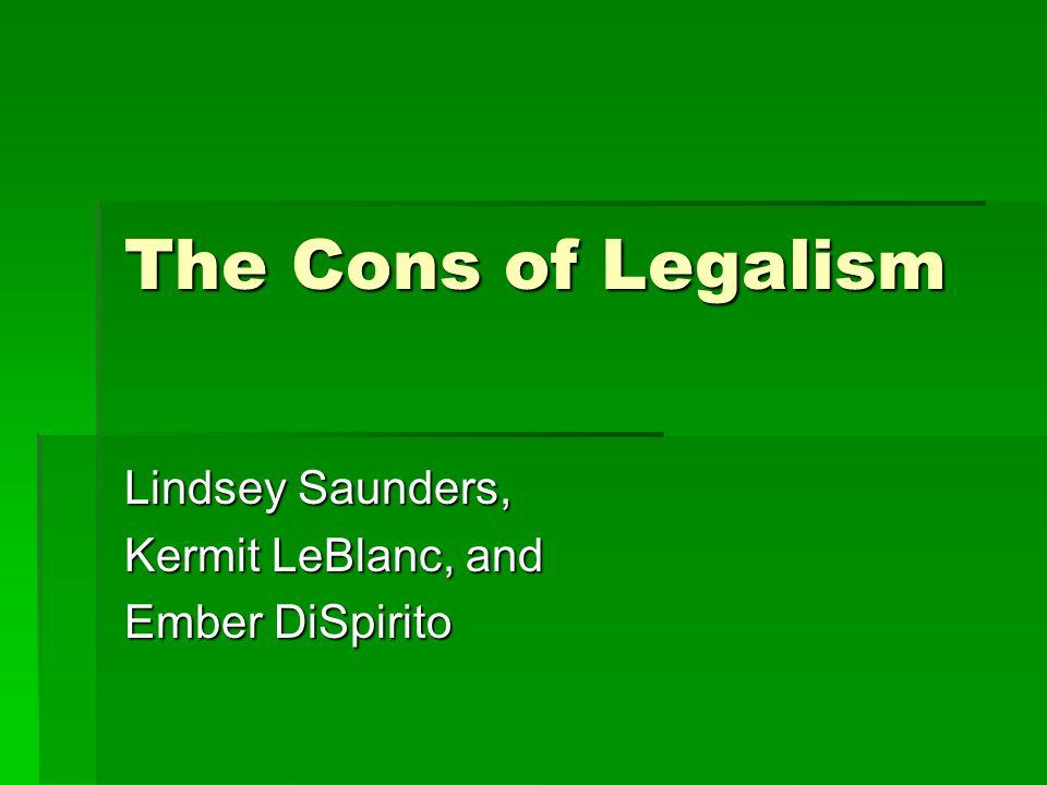 Lindsey Saunders, Kermit LeBlanc, and Ember DiSpirito