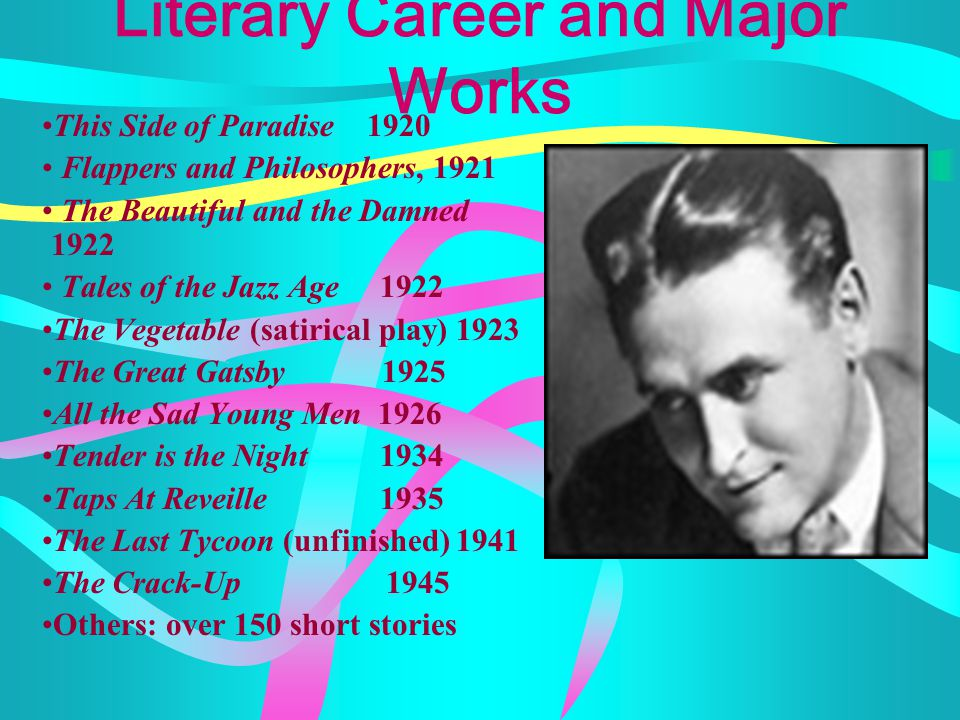 Literary Career and Major Works