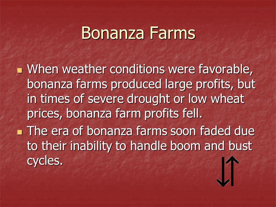 Bonanza Farms