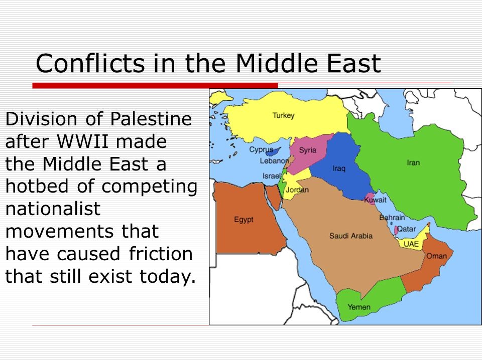 Middle East - PowerPoint PPT Presentation