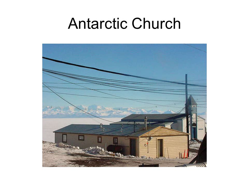 Antarctic Church