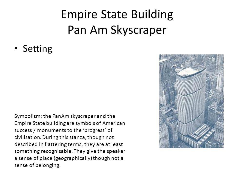 Empire State Building Pan Am Skyscraper