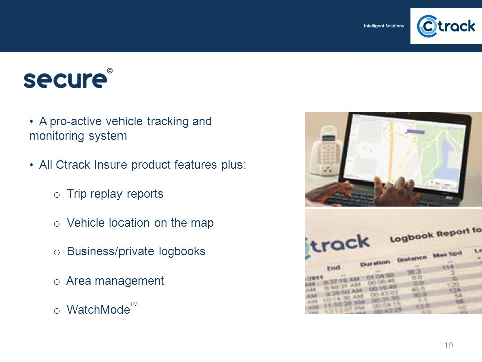 A pro-active vehicle tracking and monitoring system