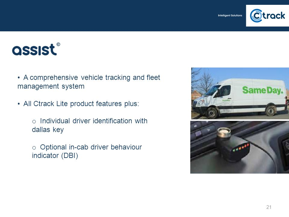 A comprehensive vehicle tracking and fleet management system