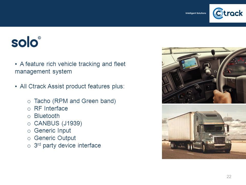 A feature rich vehicle tracking and fleet management system