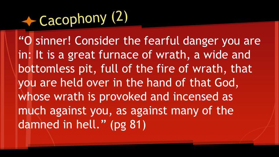 Cacophony (2)