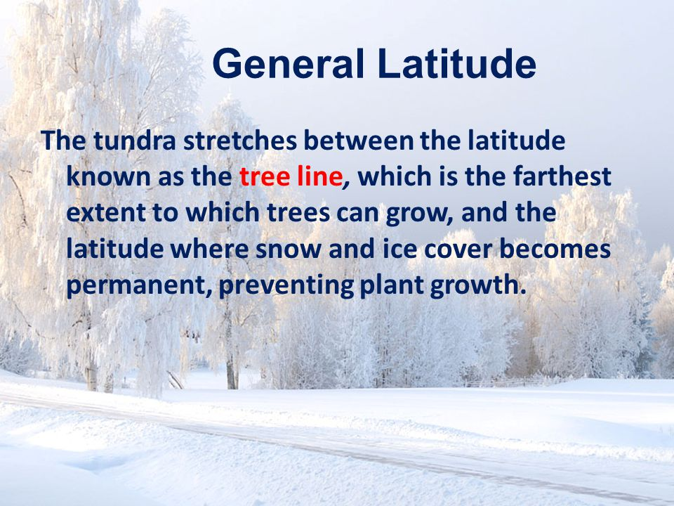General Latitude