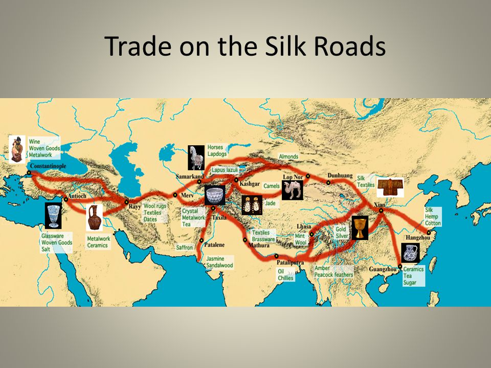 Trade on the Silk Roads