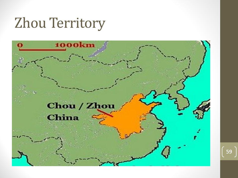 Zhou Territory