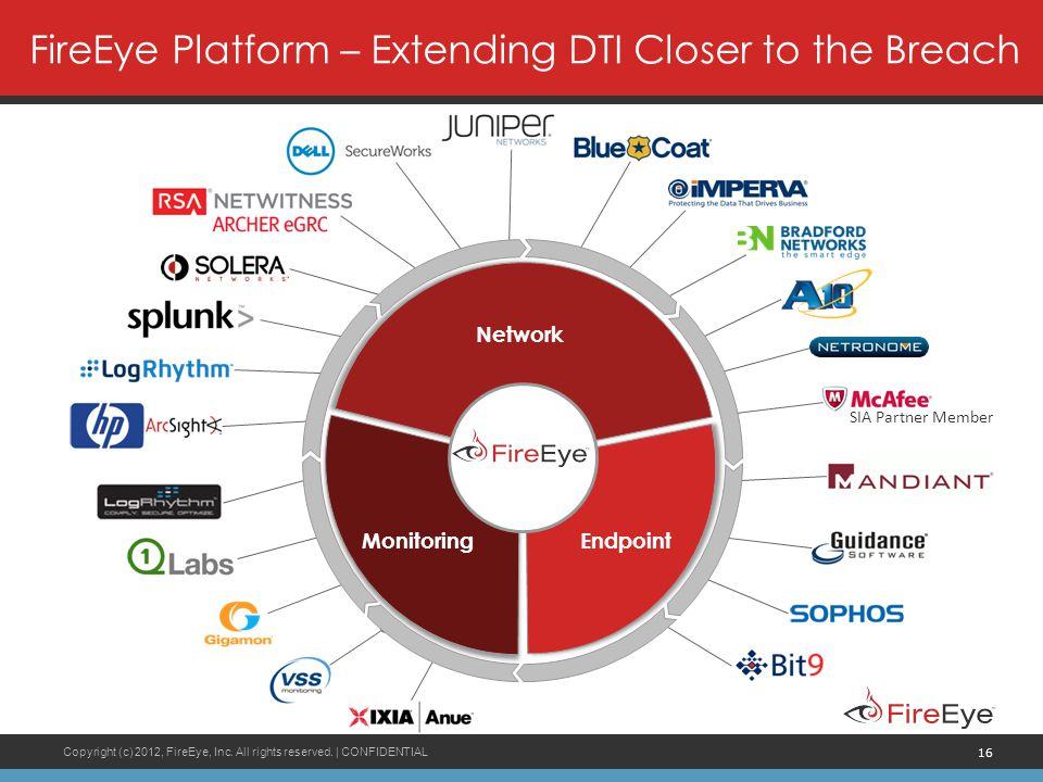 FireEye Platform – Extending DTI Closer to the Breach