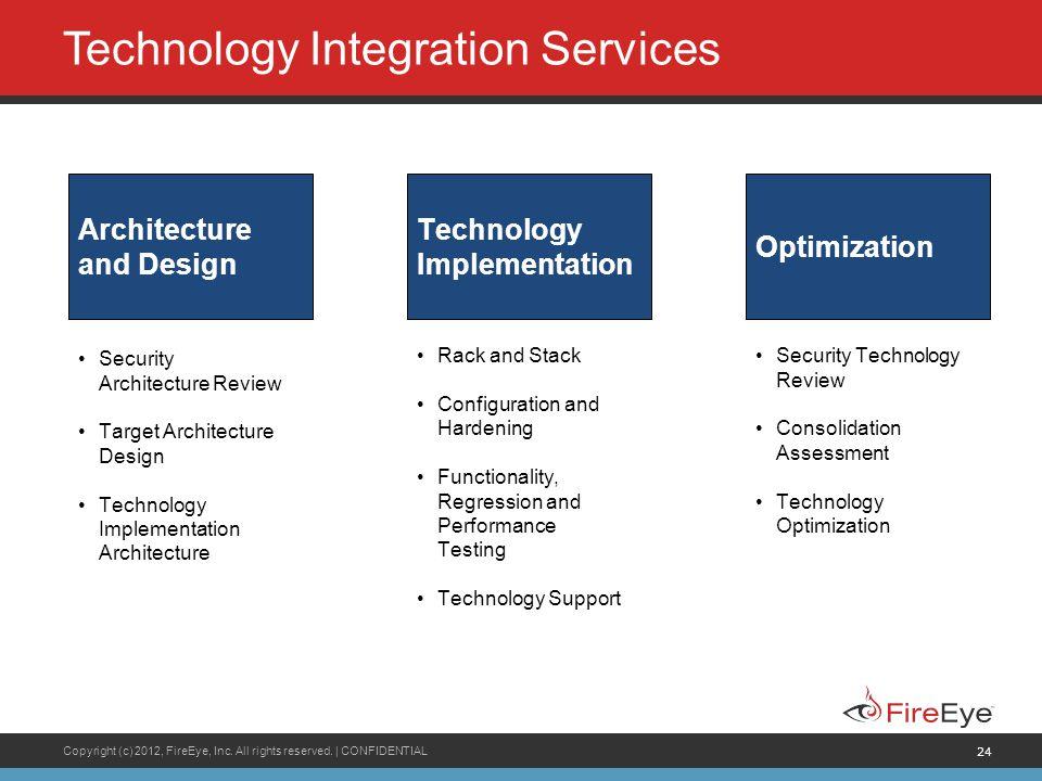 Technology Integration Services