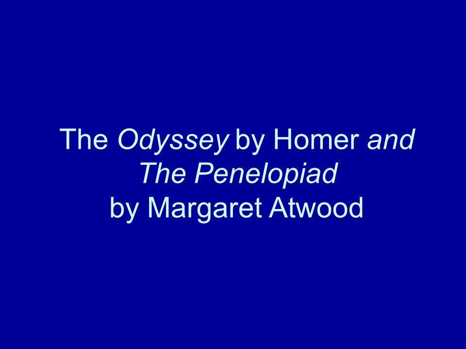 the odyssey and its themes The odyssey and its odyssey in contemporary texts: re-visions in star trek,  the  myth, relating re-visions of characters, relationships, structures, and  themes.