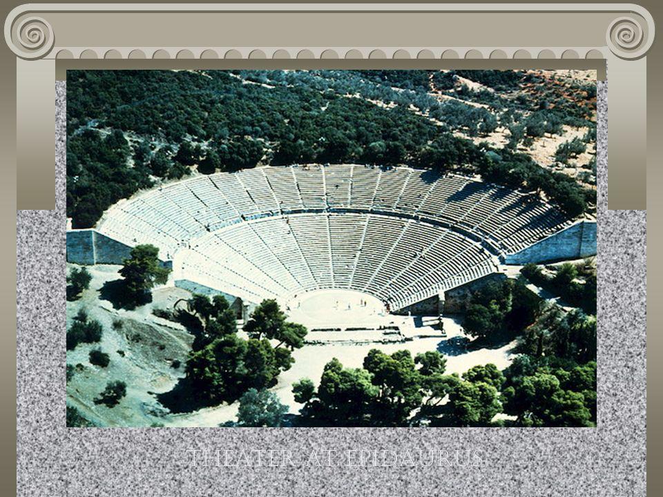 Theater at Epidaurus