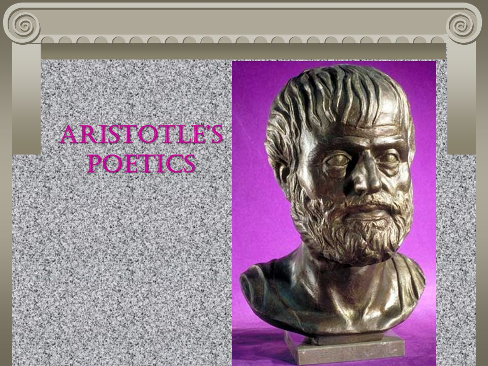 Aristotle's Poetics