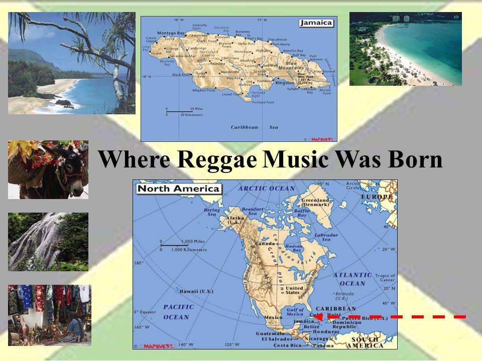 Where Reggae Music Was Born
