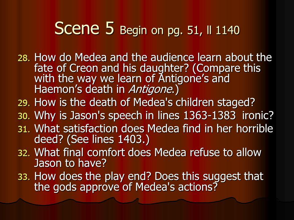 Scene 5 Begin on pg. 51, ll 1140