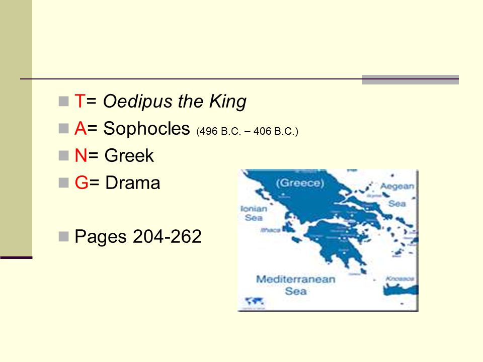 how does king oedipus fit the Oedipus: oedipus, in greek mythology, the king of thebes who unwittingly killed his father and married his mother homer related that oedipus's wife and mother hanged herself when the truth of their relationship became known, though oedipus apparently continued to rule at thebes until his death.