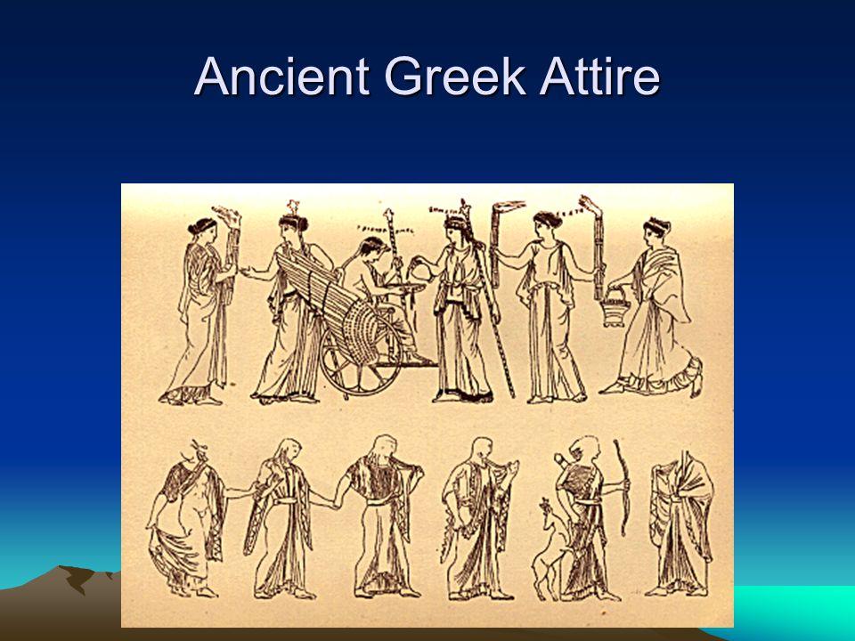 Ancient Greek Attire