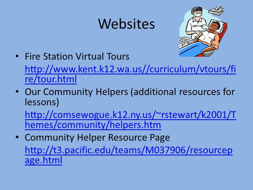 Websites Fire Station Virtual Tours