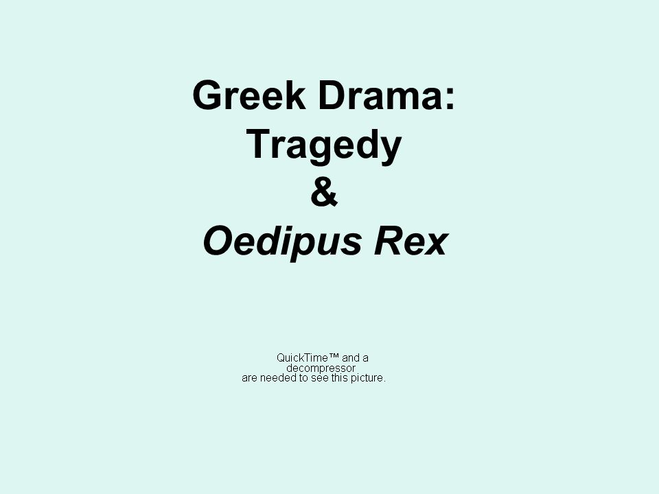 the use of dramatic irony in oedipus rex an athenian tragedy by sophocles Irony in oedipus - free download as oedipus rex is a great example of a classical greek tragedy  use of dramatic irony and a central theme sophocles.
