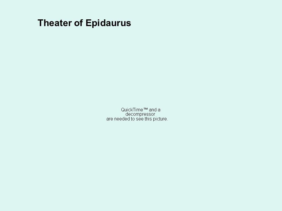 Theater of Epidaurus