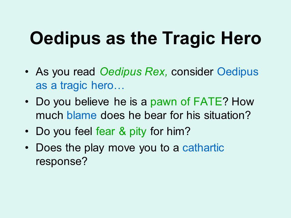 Oedipus as the Tragic Hero