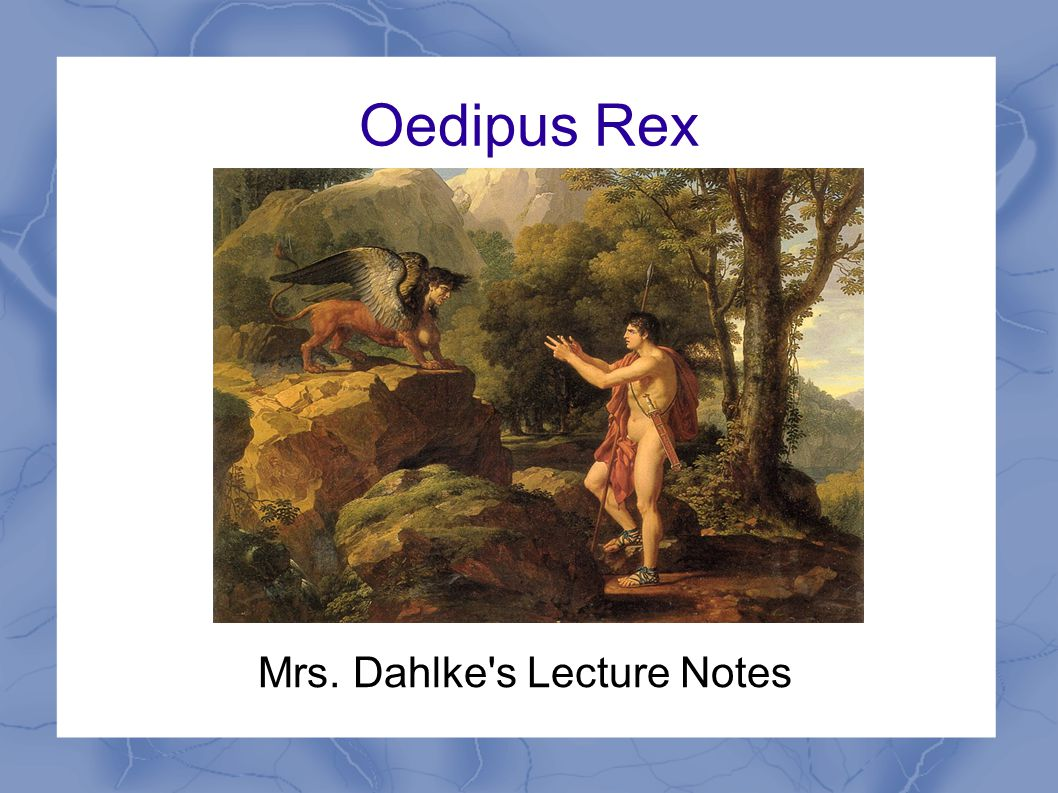 Mrs. Dahlke s Lecture Notes