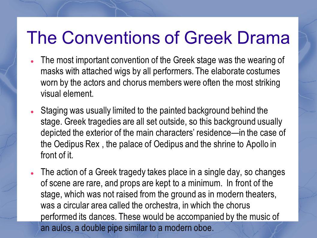things fall apart greek tragedy
