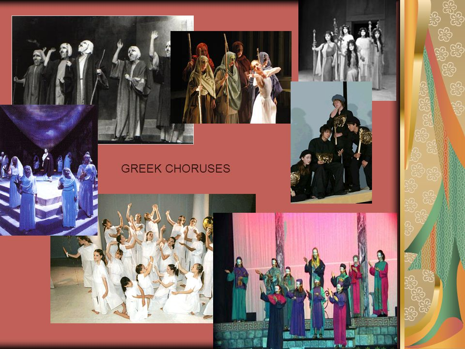 GREEK CHORUSES