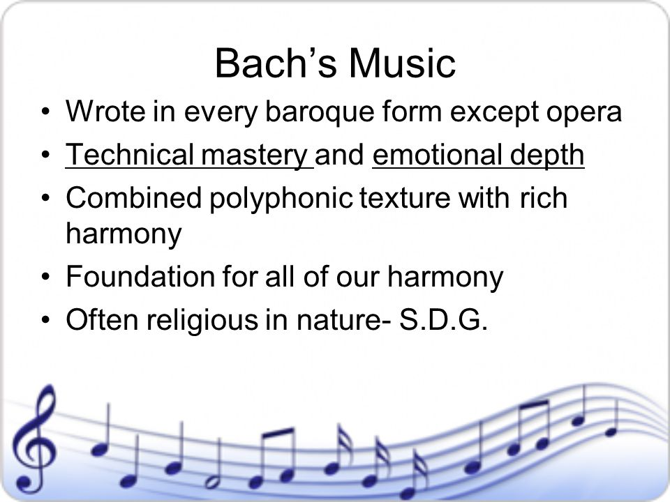 Baroque II ppt video online download